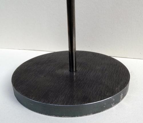 Skulpturenständer rund 10 cm